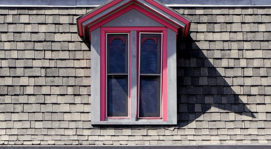 Roof Shingles Curling Up Edges