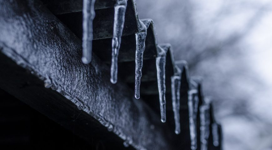 Roof Leaks When Snow Melts